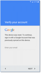 unlock samsung frp google account